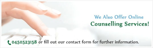 Online Counselling and Therapy Services